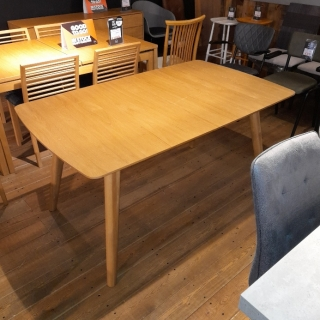 Lund Extending Dining Table, With 1 Leaf