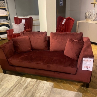 Harlow 2 Seater And Chair