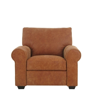 New Houston Leather Recliner Chair