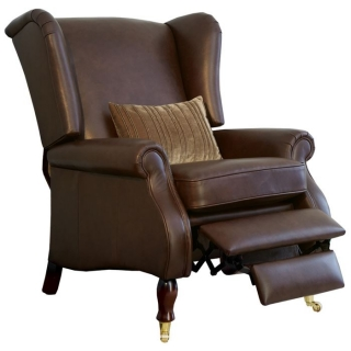 Parker Knoll York Recliner Wing Chair