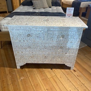 Clipper Chest Of Drawers, (Damaged)