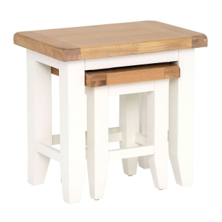 Althorp Nest of 2 Tables