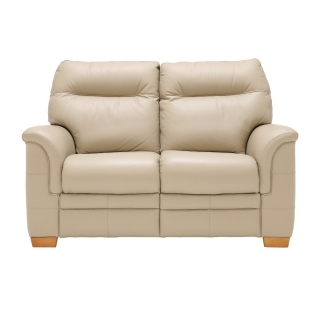 Parker Knoll Hudson 2 Seater Sofa, Leather