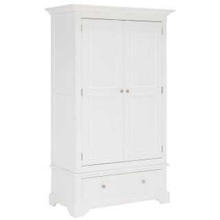 Medway Double Wardrobe With Drawer