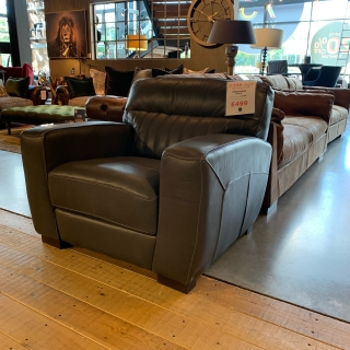 Missano Leather Chair