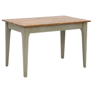 Maison Small Extending Table, Albany And Moss Grey