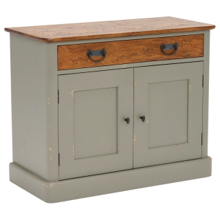 Maison 2 Door 1 Drawer Sideboard, Albany And Moss Grey