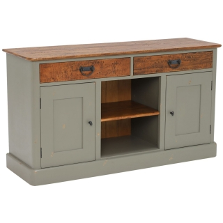 Maison 2 Door 2 Drawer Sideboard, Albany And Moss Grey