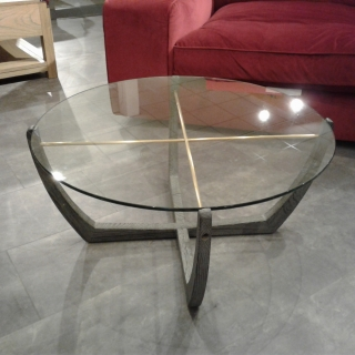 Cosmo Grey Coffee Table