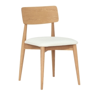 Ercol Askett Low Back Dining Chair