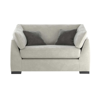 Borelly Snuggle Chair, Dolce Magnesium