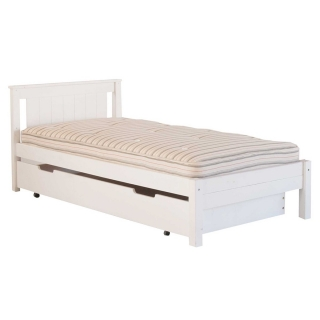 Buddy Single Bed Frame with Trundle