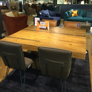San Quentin Tahoe Dining Table