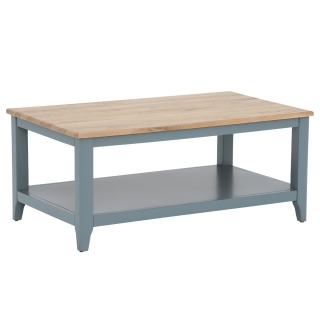 Craster Coffee Table, French Grey