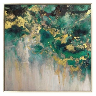 Champagne Skies Canvas