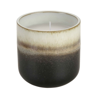 Cream Ombre Candle