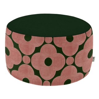 Orla Kiely Large Conway Footstool