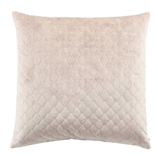 Cream Quilted Cushion
