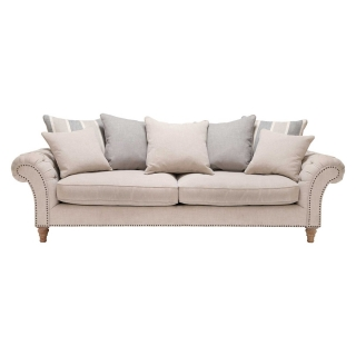 Craven Extra Large Sofa With Studs