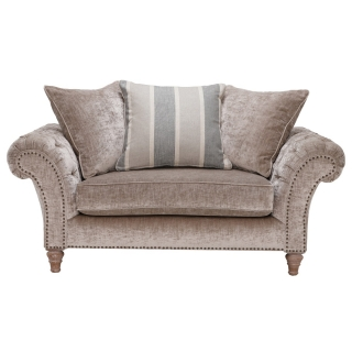 Craven Snuggle Chair With Studs