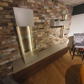 Tv Wall Units With Led Lighting