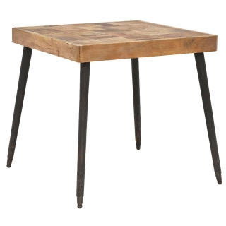 Dante Dining Table, Recycled Elm
