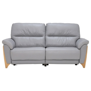 Ercol Enna Reclining Leather Large Sofa