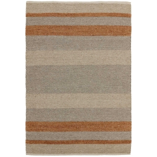 Fields Rug, Coral