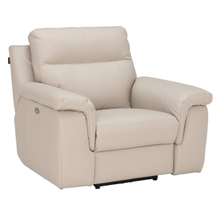 Fulton Leather Recliner Chair