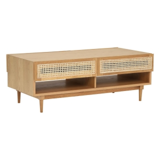 Hague Coffee Table, Natural