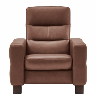 Stressless Wave High Back Chair, Leather