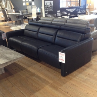 3 Seater Power Right Recliner