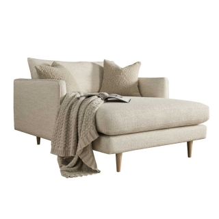 Levico Chaise Snuggle Chair