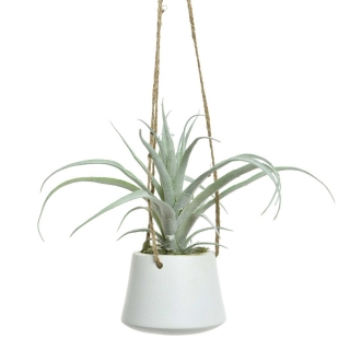 Artificial Long Leafed Hanging Succulent Plant