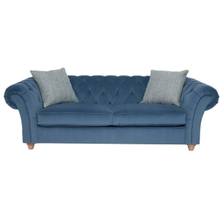 Maddox Extra Large Chesterfield Sofa