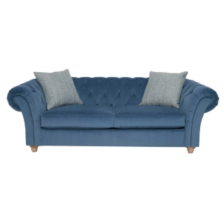 Maddox Large Chesterfield Sofa