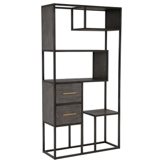 Miro Shelving Unit With Drawers