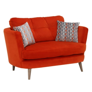 Myers Oval Cuddle Chair