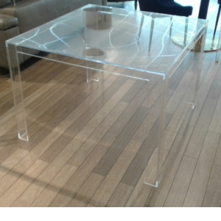 Invisable Dining Table