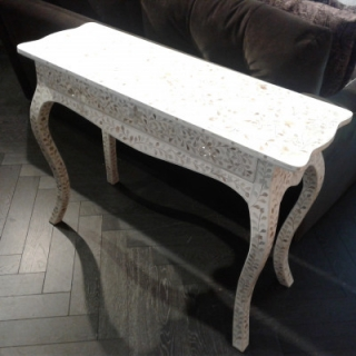 One Draw Console Table