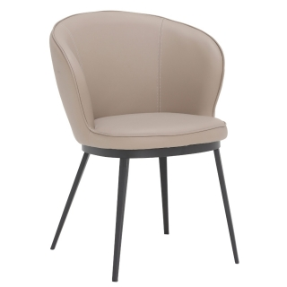 Quebec Armchair, Taupe