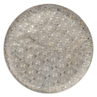 Wall Disc, Silver