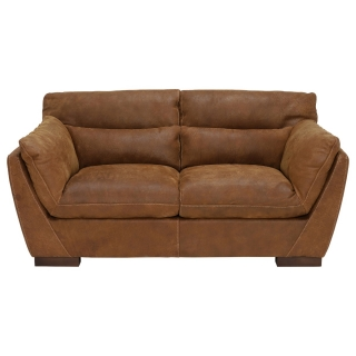 New Marnie Leather Loveseat