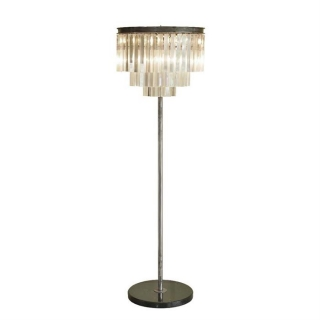 Timothy Oulton Odeon Floor Lamp, Natural
