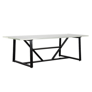 Timothy Oulton Iceberg Glass Dining Table