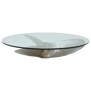 Timothy Oulton 110cm Junk Art Propeller Round Coffee Table