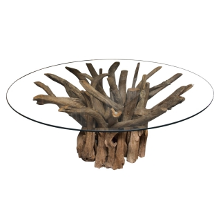 Whinfell Round Dining Table