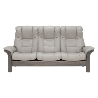 Stressless Windsor High Back 3 Seater, Choice of Leather