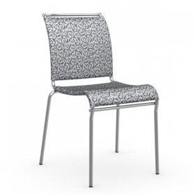 Benbow Patterned Dining Chair