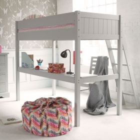 Pippin Childrens Highsleeper with Full Length Desk